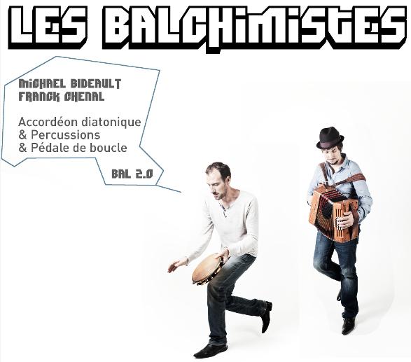 """Affiche """"Les Balchimistes"""" © Anaëlle Trumka"""